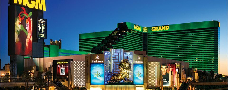 MGM Resort closed