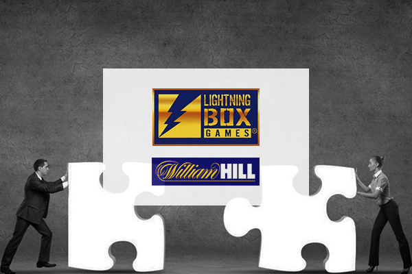William Hill Finally Releases Lightning Box Games