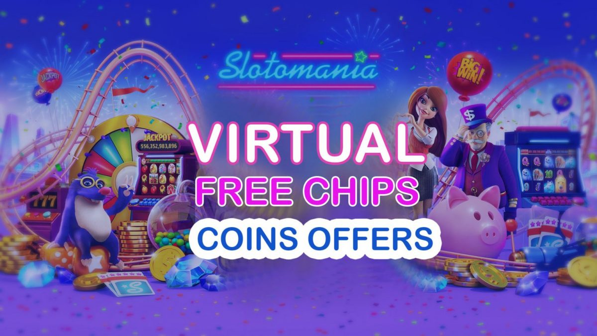 Get Social, Slotomania-style! – Free Virtual Casino Slots
