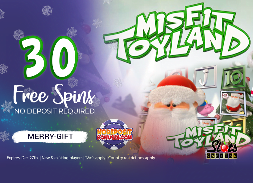 30 free spins slots capital mistifit