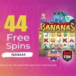 44-Free-Spins-on-'Cool-Bananas'-